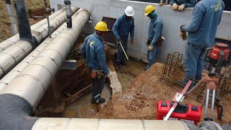 Esgoto Sanitário Industrial
