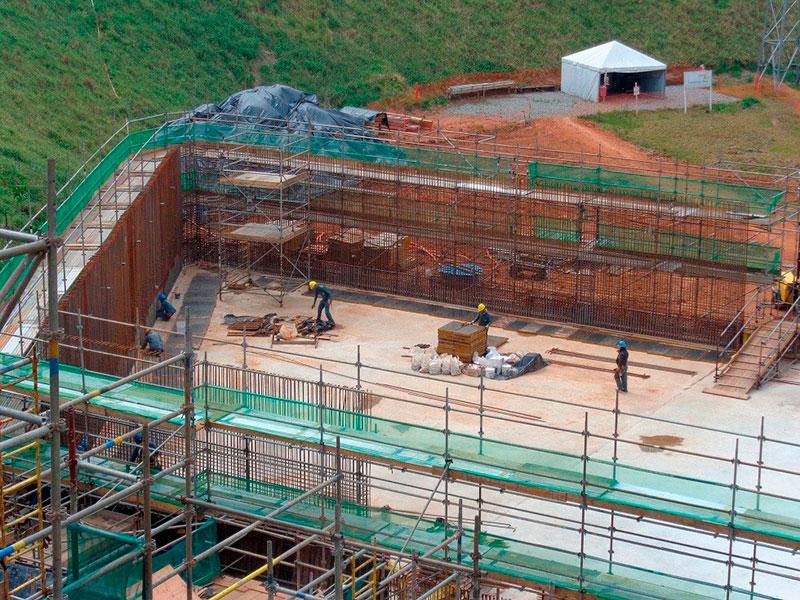 Construtoras de obras industriais
