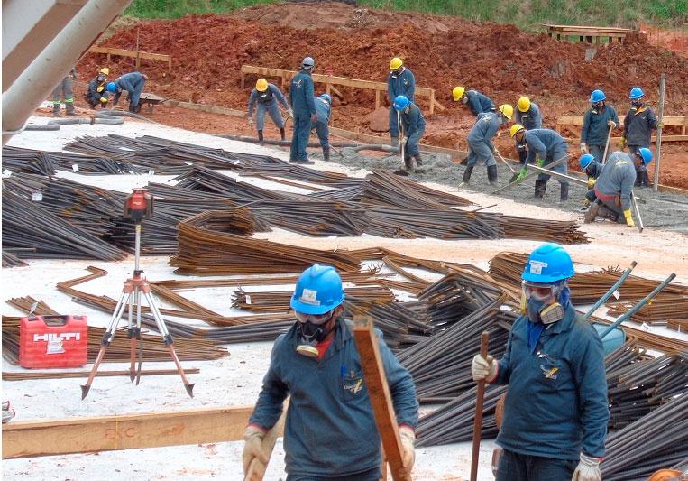 Construtoras de obras industriais em sp