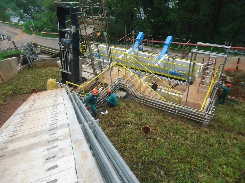 Projeto de drenagem de águas pluviais